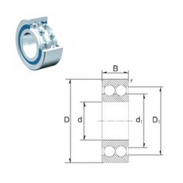 12 mm x 32 mm x 14 mm  ZEN S4201 deep groove ball bearings